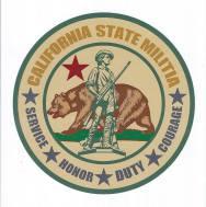 California State Militia, 2nd Infantry Regiment